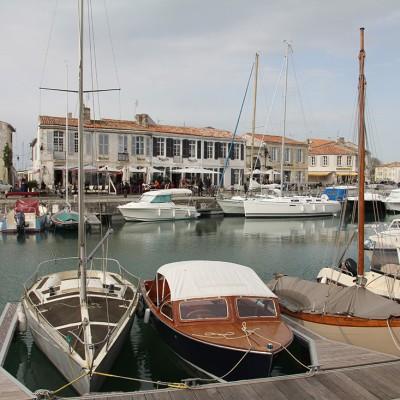 le port de St Martin