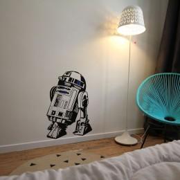 Chambre Jedi R2 est pasé par là faire une visite