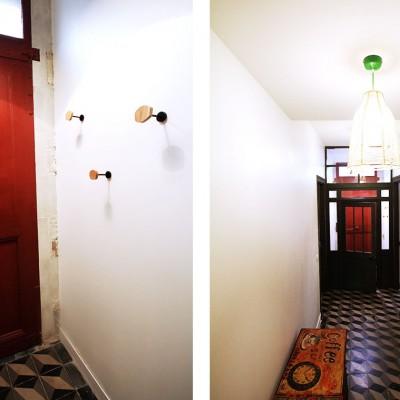 Entrée et couloir