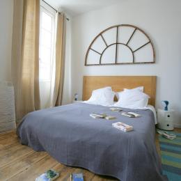 Chambre Sausalito - Photos www.habitat-mag.fr
